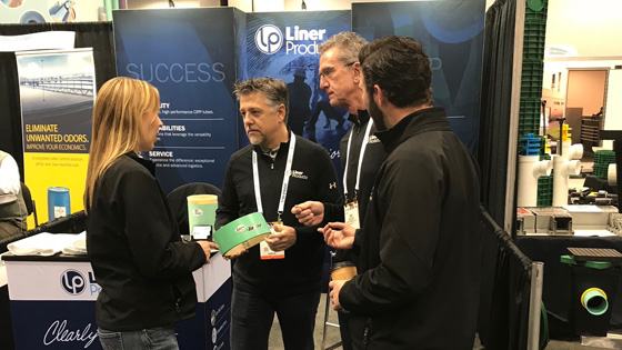 Liner Products at WWETT 2018
